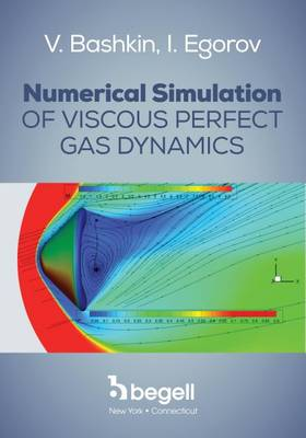 Numerical Simulation of Viscous Perfect Gas Dynamics (Paperback)