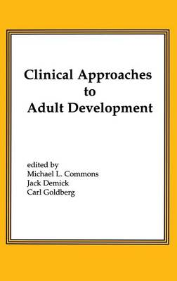 Clinical Approaches to Adult Development (Paperback)