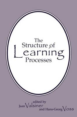 The Structure of Learning Processes (Paperback)