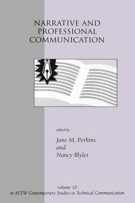 Narrative and Professional Communication (Hardback)
