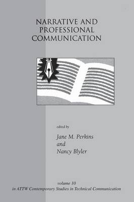 Narrative and Professional Communication (Paperback)