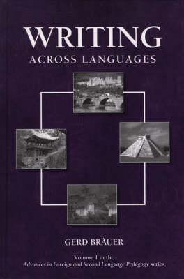 Writing Across Languages (Hardback)