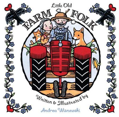 Little Old Farm Folk (Board book)