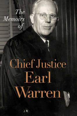 The Memoirs of Chief Justice Earl Warren (Paperback)