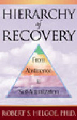 Hierarchy Of Recovery: From Abstinence to Self-Actualization (Paperback)