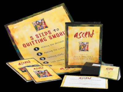 Ascent Program - Adolescent Smoking Cessation Escaping Nicotine and Tobacco Program Ages 14-18 (Paperback)