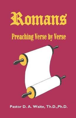 Romans, Preaching Verse by Verse (Paperback)