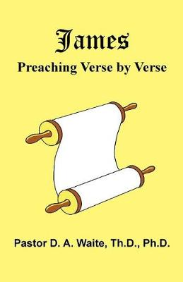 James: Preaching Verse-By-Verse - Preaching Verse by Verse Bible Books 15 (Paperback)