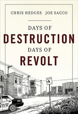 Days of Destruction, Days of Revolt (Hardback)