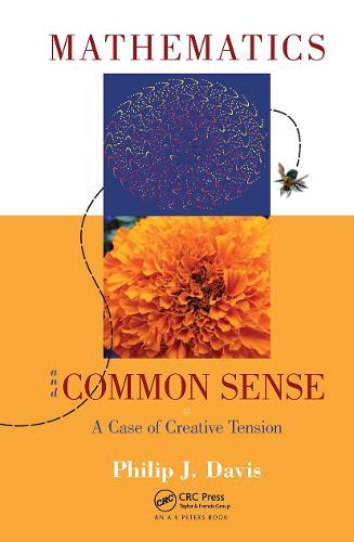 Mathematics & Common Sense: A Case of Creative Tension (Hardback)
