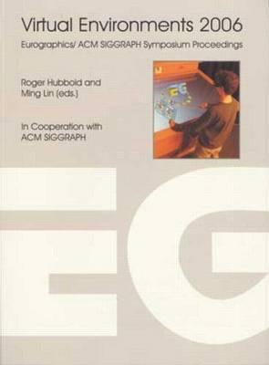 Virtual Environments 2006 (Paperback)