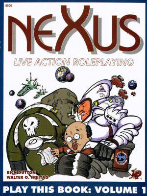 Nexus: Live Action Roleplaying (Paperback)