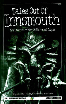 Tales Out of Innsmouth: New Stories of the Children of Dagon (Hardback)
