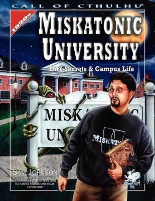 Miskatonic University (Hardback)