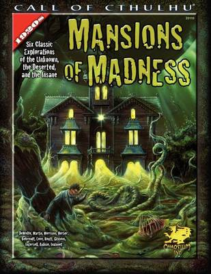 Mansions of Madness - Call of Cthulhu (Paperback)