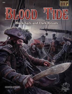 Blood Tide (Paperback)