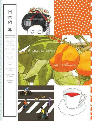 A Year in Japan (Paperback)