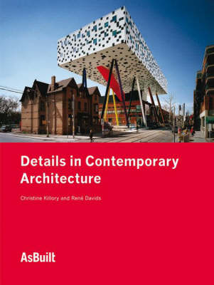 Details of Contemporary Architecture - AsBuilt (Hardback)