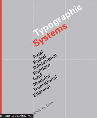 Typographic Systems (Paperback)