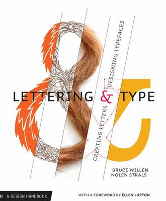 Lettering & Type (Paperback)
