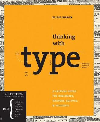 Thinking With Type 2nd Ed (Paperback)