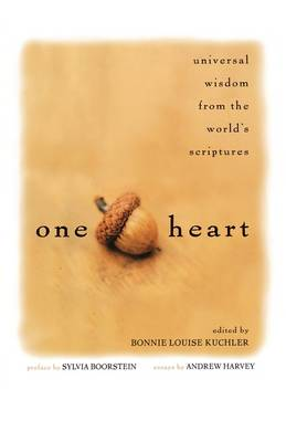One Heart: Universal Wisdom from the World's Scriptures (Paperback)