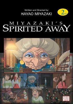 Spirited Away Film Comic, Vol. 2 - Spirited Away Film Comics 2 (Paperback)