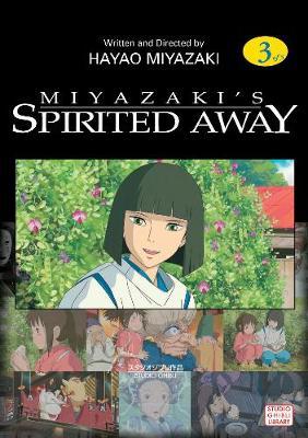 Spirited Away Film Comic, Vol. 3 - Spirited Away Film Comics 3 (Paperback)