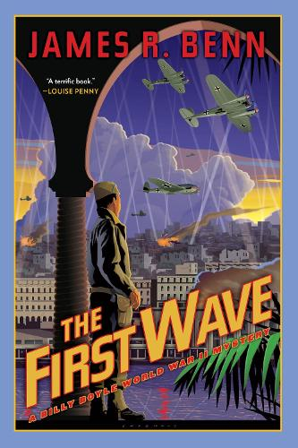 The First Wave: A Billy Boyle World War II Mystery (Paperback)
