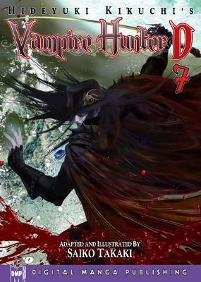 Hideyuki Kikuchi's Vampire Hunter D Volume 7 (Paperback)
