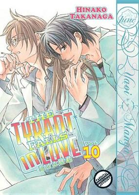The Tyrant Falls In Love Volume 10 (Paperback)