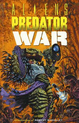 Aliens/predator: War (Paperback)