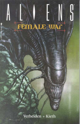 Aliens: Female War (Paperback)