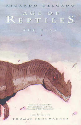 Age of Reptiles: Hunt (Paperback)