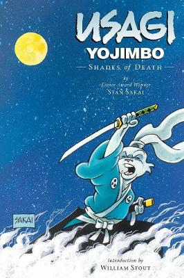 Usagi Yojimbo Volume 8: Shades Of Death (Paperback)