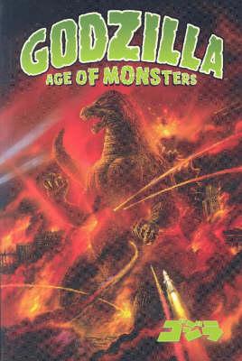 Godzilla: Age of Monsters (Paperback)