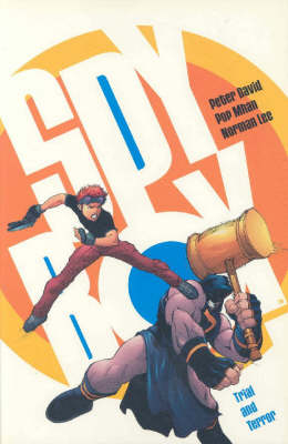 Spyboy Volume 2: Trial And Terror (Paperback)