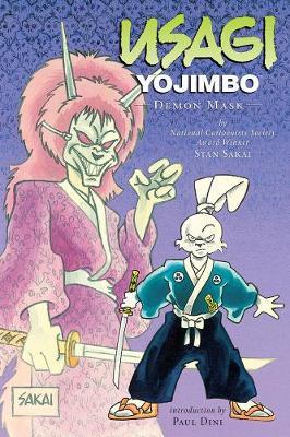 Usagi Yojimbo Volume 14: Demon Mask (Paperback)