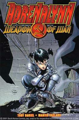 Adrenalynn: Weapon Of War (Paperback)