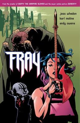 Fray: Future Slayer (Paperback)