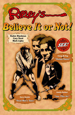 Ripley's Believe it or Not! (Paperback)