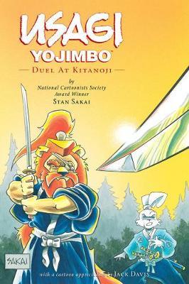Usagi Yojimbo Volume 17: Duel At Kitanoji (Paperback)