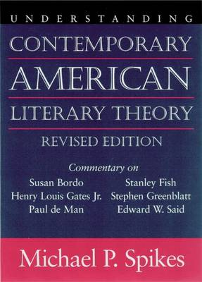 Understanding Contemporary American Literary Theory - Understanding Contemporary American Literature (Paperback)