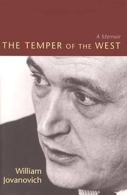 The Temper of the West: A Memoir (Hardback)