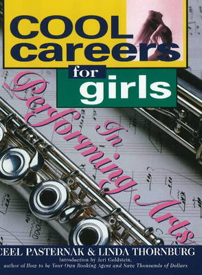 Cool Careers for Girls in Performing Arts (Hardback)