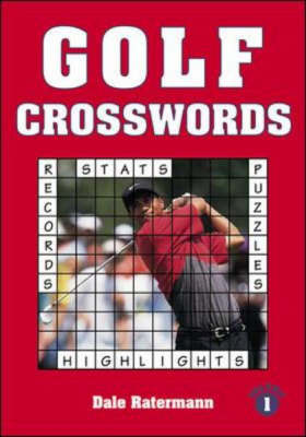 Golf Crosswords (Hardback)