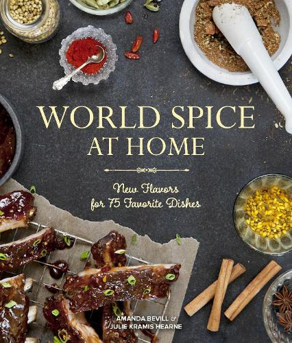 World Spice at Home (Paperback)