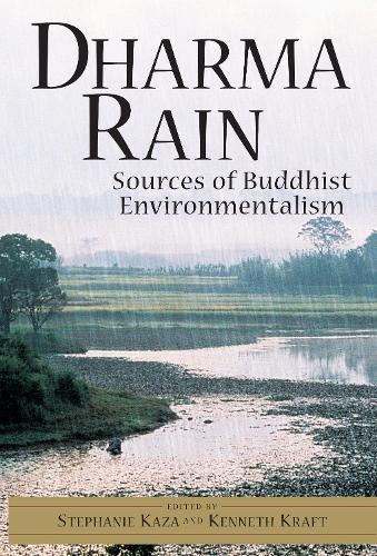 Dharma Rain (Paperback)