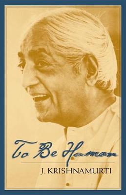 To Be Human (Paperback)