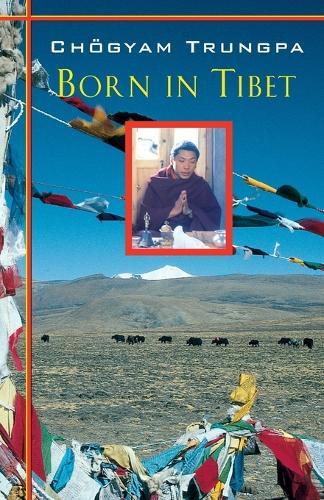 Born In Tibet (Paperback)
